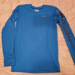 Columbia Omni-wick longsleeve shirt YXL
